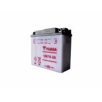 Bateria Yuasa 12n7a-3a Honda Storm Skua 150 .wagner Hermanos