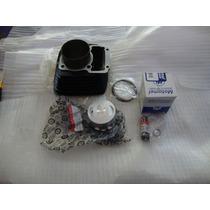 Cilindro Motomel Skua 200 Varillero Completo Con Piston - 2r