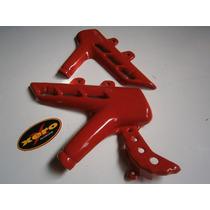 Juego Cubre Cuadro Plastico Honda Xr 250 Tornado Rojo