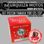 Kit Piston Top Yamaha Crypton 105 Japon Um! Consulte Medida