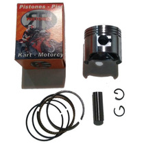 Kit Piston Rr Gilera Motomel 125 Bajaj 135 Nacional 54,25mm