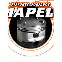 Piston Forjado Yamaha Yz 80 ´89-01 Iapel Motonetas_clasicas