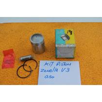 Repuesto Zanella 50 Kit Piston Completo