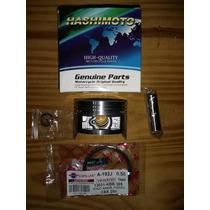 Kit Piston Tw Honda Cbx 200 Strada Nx 200 Xr 200 Brasil 050