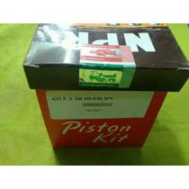 Kit De Piston Y Aros Suzuki Dr 350 0.50mm Motoverde