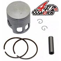 Piston Kit Zanella Due 80cc Rr Motos440!!