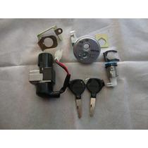Llave Cerradura De Contacto Gilera Fx125 - 2r