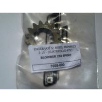 Engranaje Arbol Primario Z15 Cuatriciclo Blower 250