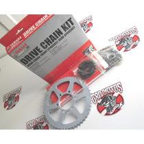 Kit Trasmision Original Yamaha Xt 350 55vw001a1000 Grdmotos