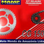Kit Transmision Honda Cg150 Titan Hamp Original En Fas Motos