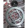 Kit Piñon - Corona Gilera Vc 200 Motos440 $$$