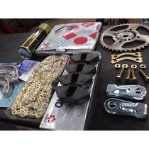 Kit Transmision Muy Completo Para Servicio De Yamaha Ybr 125
