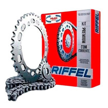 Kit De Transmision Riffel Yamaha Fz 16 40/14 Ciclofox