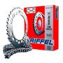 Kit De Transmision Riffel Honda Nx Falcon 400 Ciclofox