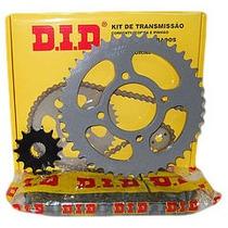 Kit De Transmision Did Yamaha Xtz 125 48/14 Ciclofox