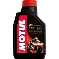 Aceite Motul 710 Para Motores 2 Tiempos Ruta 3 Motos