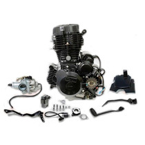 Motor Completo Motomel Motard 200 C/balanceador Um!!