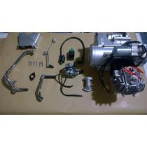 Motor Completo Para Zanella Zb 110. Rh Motos.