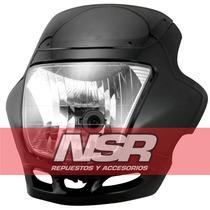 Kit Cubre Farol Cupulina Parabrisa Honda Storm Nsr Motos