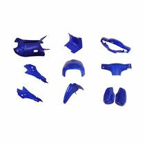 Kit Plasticos Cachas Gilera Smash Otras 10 Pzs Colores - F2
