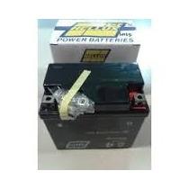 Bateria Gel Agm Hellux Ytx5lbs Honda Cg 150 Y Mas