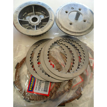 Kit Embrague Comple Original Honda Cg 150 Titan Centro Motos