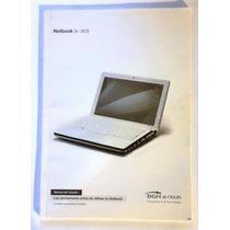 Manual Del Usuario Netbook Bgh E-nova N-10cs