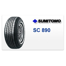 Neumaticos Sumitomo Modelo Sc 890 235-75-15 Made In Japon