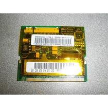 Modem Notebook Xircom Mini Pci Network Card Mpci3a56g-100