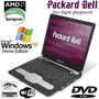 Packard Bell Easy Note B3300 Flex,inverter,disco,teclado,lcd