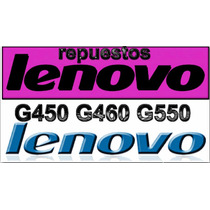 Lenovo Partes G450 G460 G550 Notebook Touch Covers Tapa Bisa