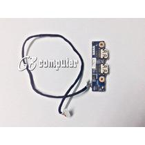 Placa Usb Notebook Hp Dv7 Dc02000i800 C/garantía!