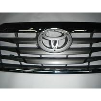Rejilla Cromada Toyota Hilux Año 2013