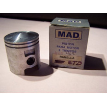 Piston Mad Zanella Due 80cc Std Mad - Industria Argentina