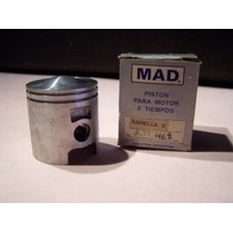 Piston Mad Zanella Due 80cc 0.30 Mad Industria Argentina