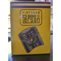 Persan Piston Kit Ciclos 50-70-80cc Auximoto Repuestos
