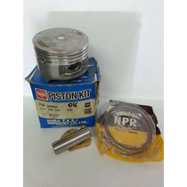 Kit Piston Japon Honda Cbx Xr Nx 200 Mejor En Ruta 3 Motos