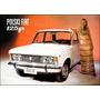 Fiat 1600 Moldura Inferior De Parrilla De Frente Nueva