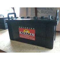 Bateria 12volt 140amp Rastrojero Refozada Altalu
