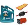 Combo 3 Aceite, Filtro Aceite, Aire, Comb Fiesta Max 1,6