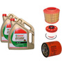 Combo 2 Aceite, Filtro Aceite, Aire, Comb Hilux 2,5 Y 3,0 Td
