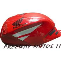 Tanque De Nafta Honda Twister Rojo Original Freeway Motos!!!