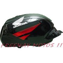 Tanque De Nafta Honda Twister Negro Original Freeway Motos!!