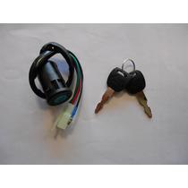 Llave De Contacto Honda Cg 125 - Titan 125- Dos Ruedas Motos