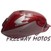 Tanque Nafta Honda Cg 150 Rojo 2013 Original Freeway Motos!!