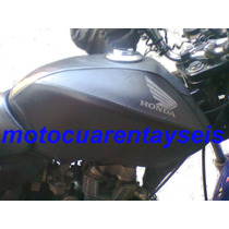 Funda De Tanque Honda Cg 150 Titan