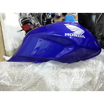 Tanque De Nafta Honda Storm 125 Azul Original Nuevo