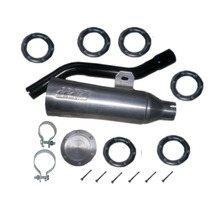 Escape Supertrapp Completo Suzuki Dr 350 Kit Completo