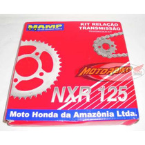 Transmision Original Honda Bross 125 Completa Motorbikes