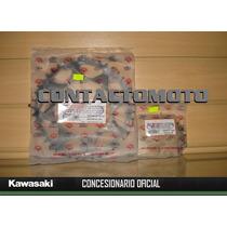 Kit Transmision Jt Japon Corona + Piñon Klr 650 Kawasaki